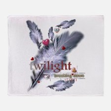 Breaking Dawn: Feathers Throw Blanket