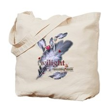 Breaking Dawn: Feathers Tote Bag