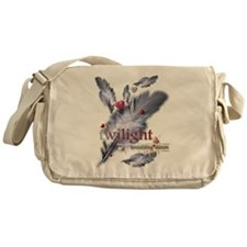 Breaking Dawn: Feathers Messenger Bag