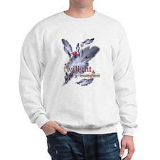 Breaking Dawn: Feathers Sweatshirt