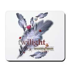 Breaking Dawn: Feathers Mousepad
