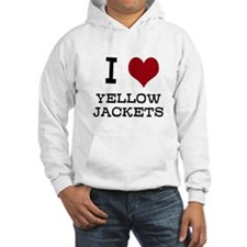 Cool Yellow jacket Hoodie