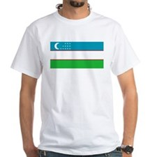 Flag of Uzbekistan Premium Shirt