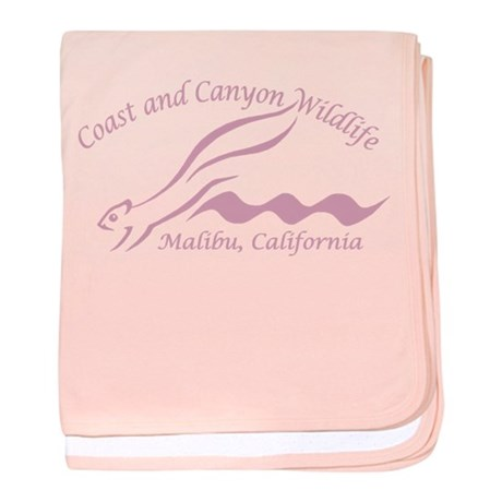 Coast and Canyon Pink Blanket