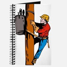 power lineman repairman Journal