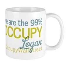 Occupy Logan Mug