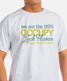 Occupy Lock Haven T-Shirt