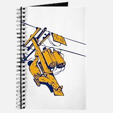 power lineman repairman Journal