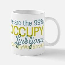 Occupy Ljubljana Mug