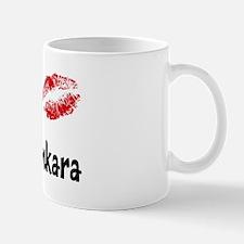 Kiss Me: Ankara Mug