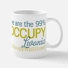 Occupy Livonia Mug