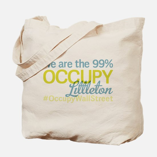 Occupy Littleton Tote Bag