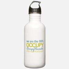 Occupy Roanoke Water Bottle