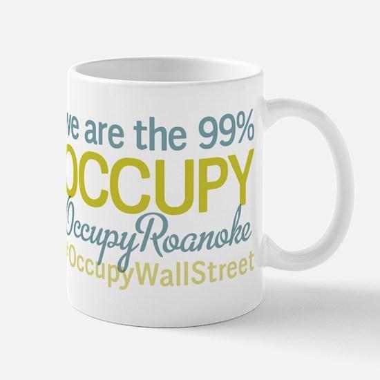 Occupy Roanoke Mug