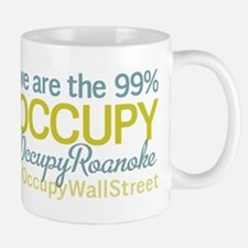 Occupy Roanoke Small Small Mug