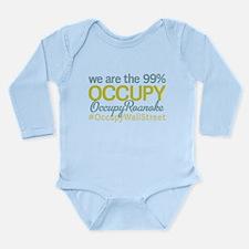 Occupy Roanoke Long Sleeve Infant Bodysuit