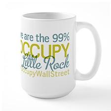 Occupy Little Rock Mug