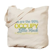Occupy Little Rock Tote Bag