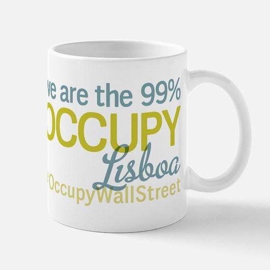 Occupy Lisboa Mug