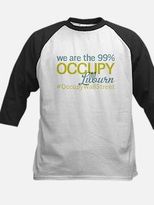 Occupy Lilburn Kids Baseball Jersey