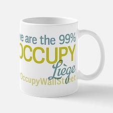 Occupy Liège Mug