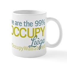 Occupy Liège Small Mug
