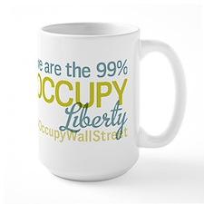 Occupy Liberty Mug