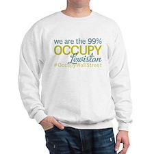 Occupy Lewiston Sweatshirt