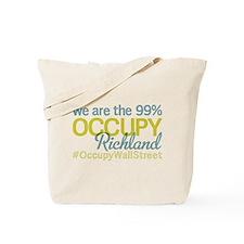 Occupy Richland Tote Bag