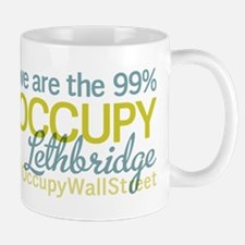 Occupy Lethbridge Mug