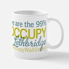 Occupy Lethbridge Small Small Mug