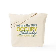 Occupy Lethbridge Tote Bag
