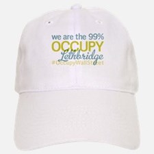 Occupy Lethbridge Baseball Baseball Cap