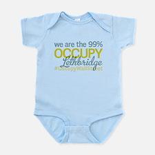 Occupy Lethbridge Infant Bodysuit