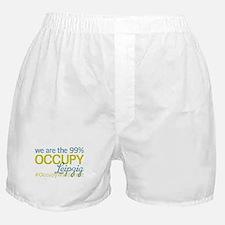 Occupy Leipzig Boxer Shorts