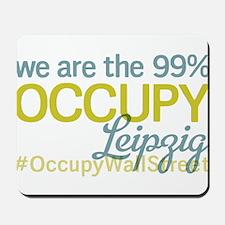 Occupy Leipzig Mousepad