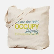 Occupy Leipzig Tote Bag