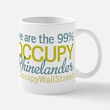 Occupy Rhinelander Mug