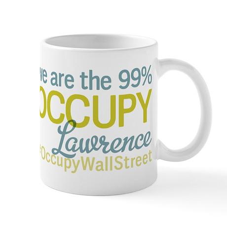 Occupy Lawrence Mug