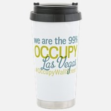 Occupy Las Vegas Stainless Steel Travel Mug