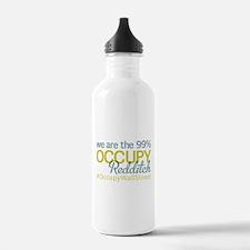 Occupy Redditch Water Bottle