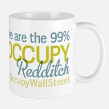 Occupy Redditch Small Small Mug