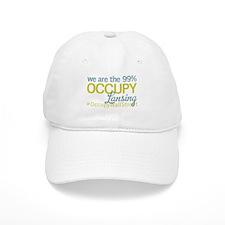 Occupy Lansing Baseball Cap
