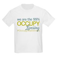 Occupy Lansing T-Shirt