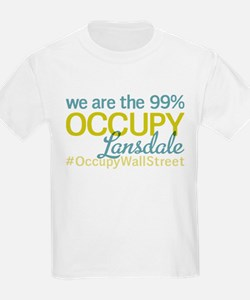 Occupy Lansdale T-Shirt