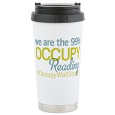 Occupy Reading Travel Mug