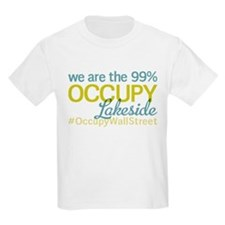 Occupy Lakeside T-Shirt