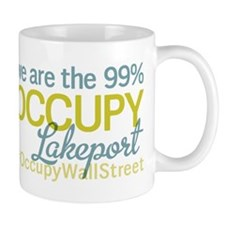 Occupy Lakeport Mug