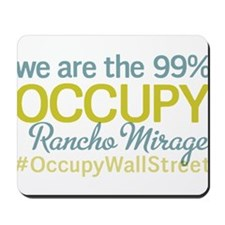 Occupy Rancho Mirage Mousepad