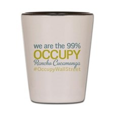 Occupy Rancho Cucamonga Shot Glass